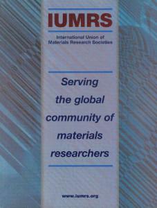 IUMRS Brochure