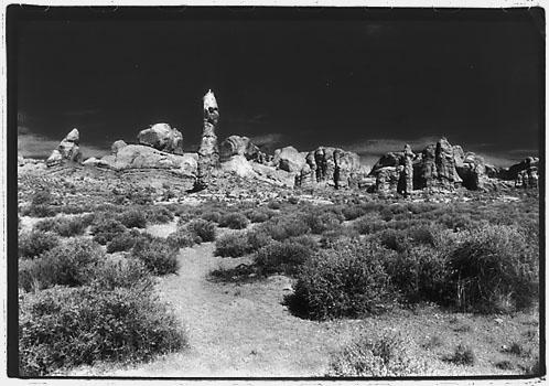 Utah Desert Pinnacles