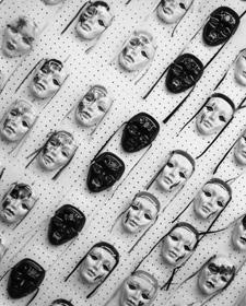 French Quarter Masks